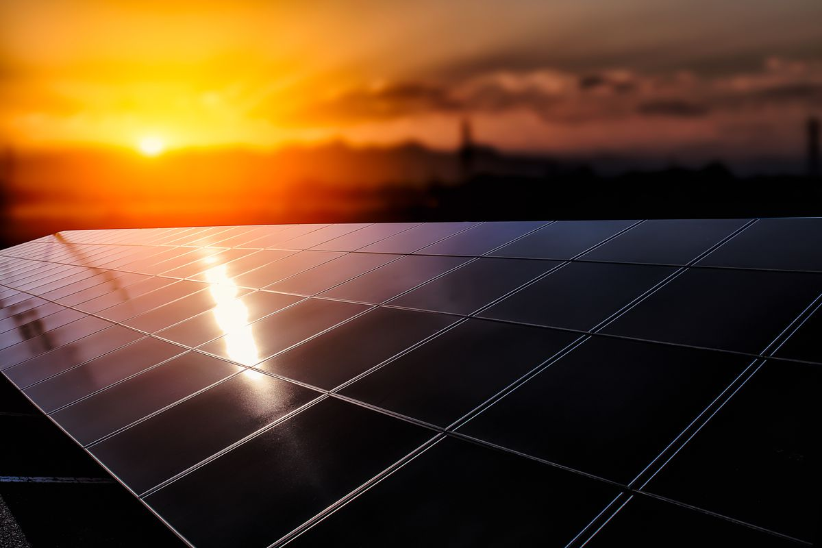 Donald Trump S Plan To Build A Solar Border Wall