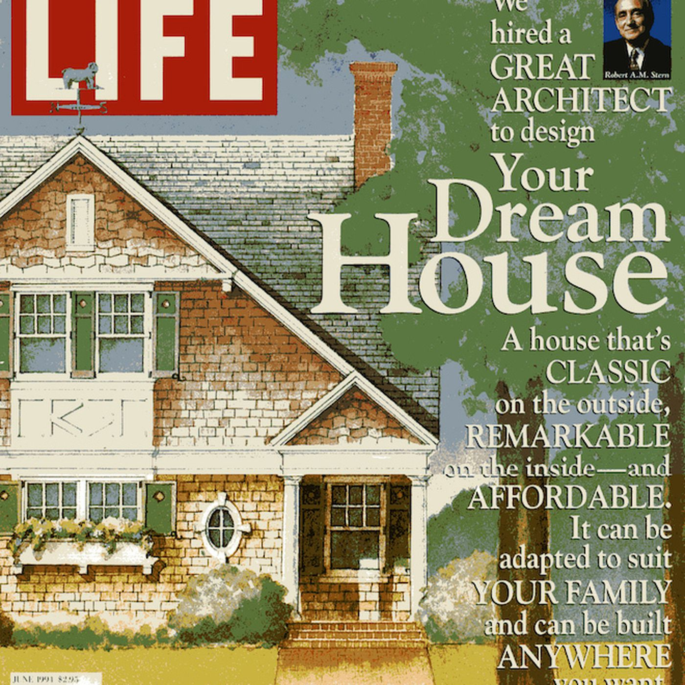 Best Laid Plans Life Magazine S Dream Homes Diy For The Common Man Curbed