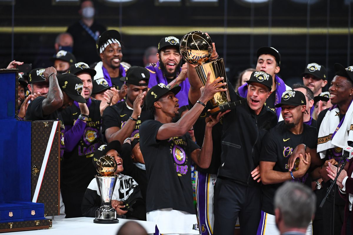 Can The Lakers Do Better Than Rajon Rondo In Free Agency