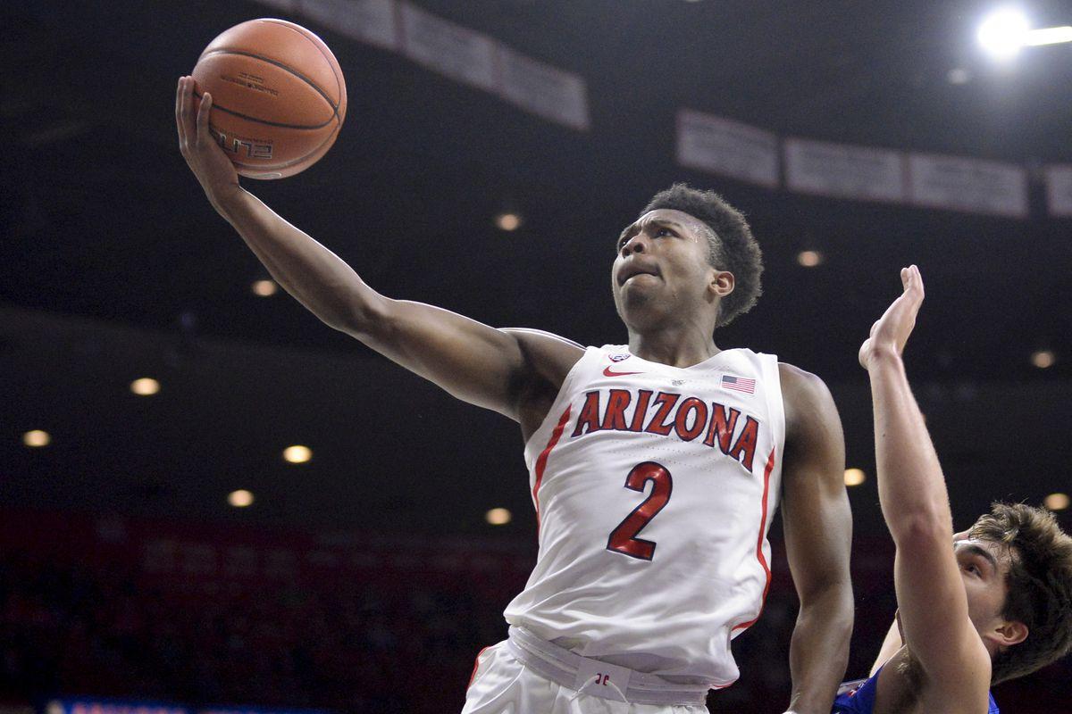 brandon-williams-arizona-wildcats-shooting-college-basketball-pac-12-freshman