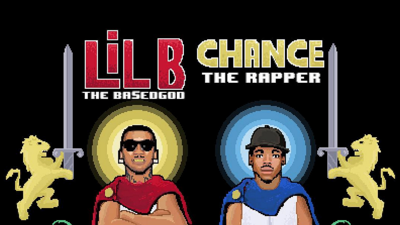 Chance the rapper and lil b just dropped their based freestyles mixtape on soundcloud the verge