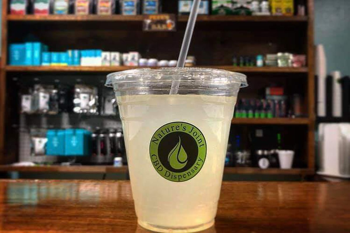 Lemonade from Nature's Joint