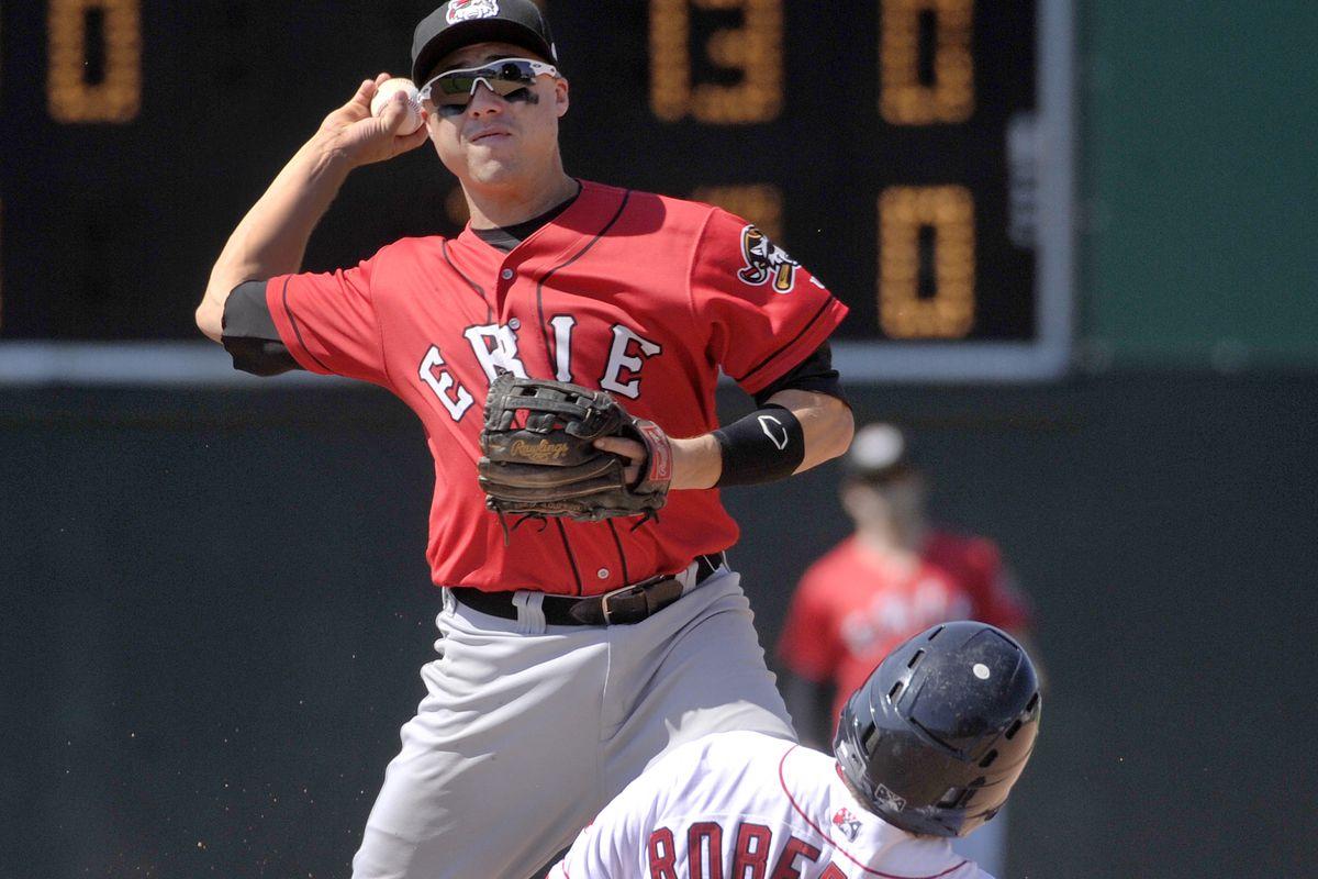 Sea Dogs vs. Erie Sea Wolves baseball