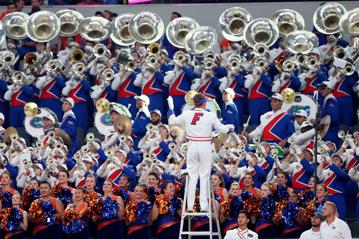 florida s band trolled lsu with neck adding to musical drama