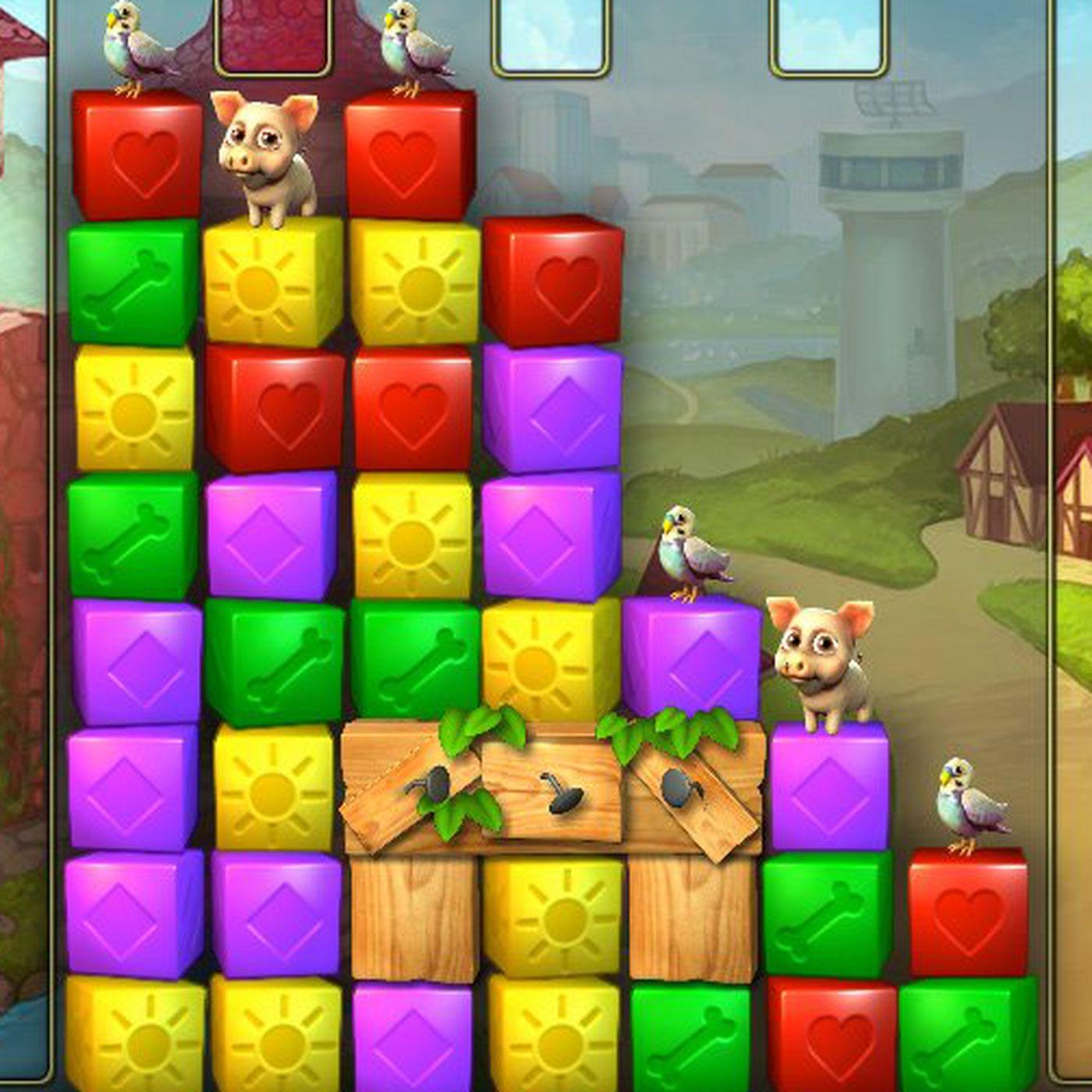 Developer King to release Facebook title Pet Rescue Saga for