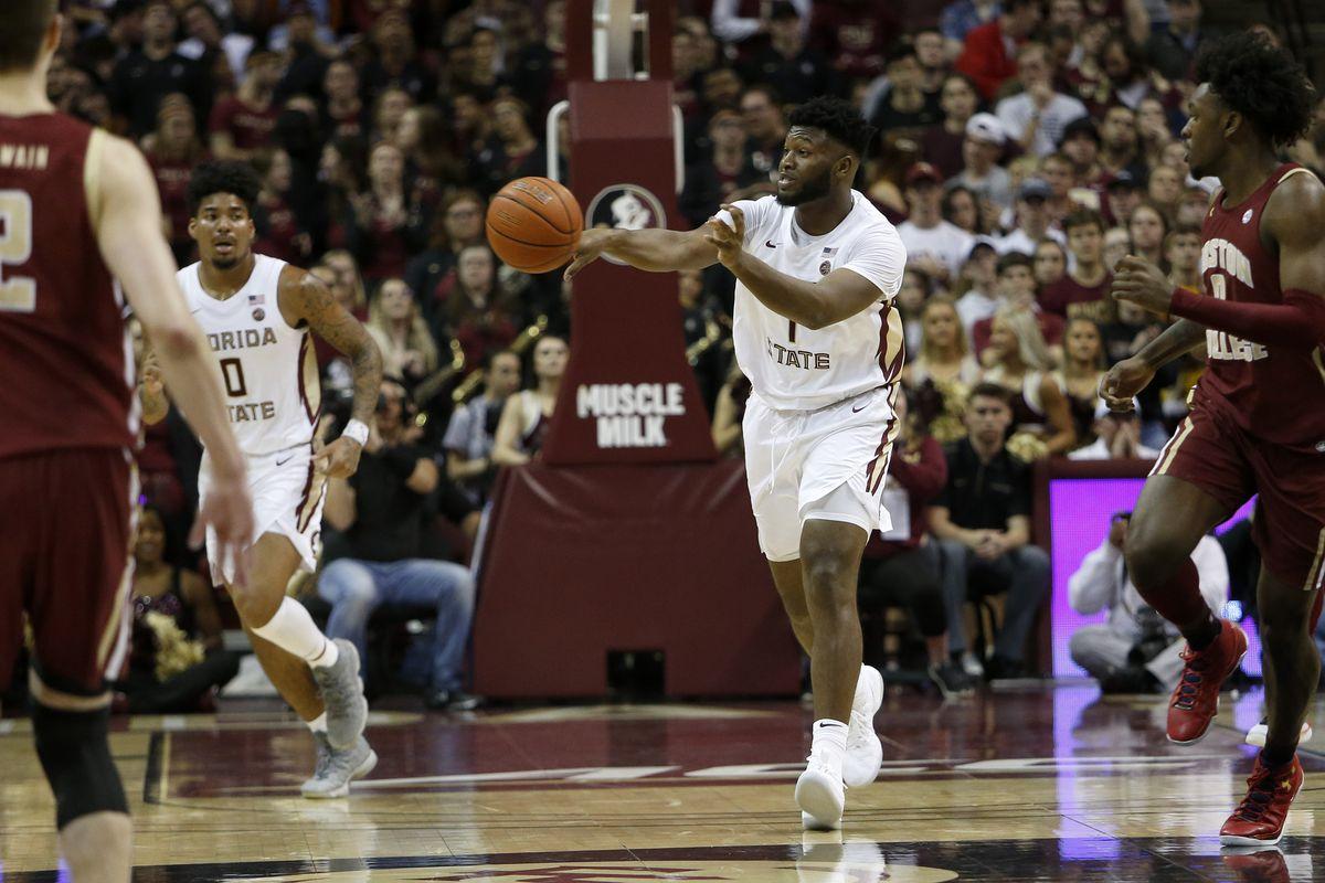 NCAA Basketball: Boston College at Florida State