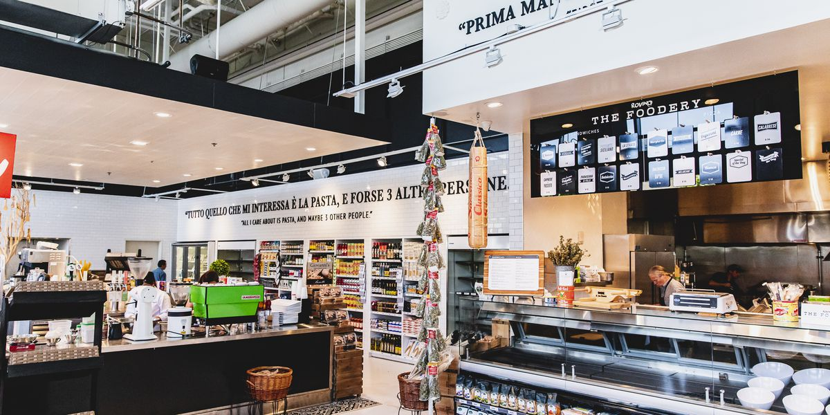 Large-Scale Italian Food Emporium and Eatery Arrives in the East Village