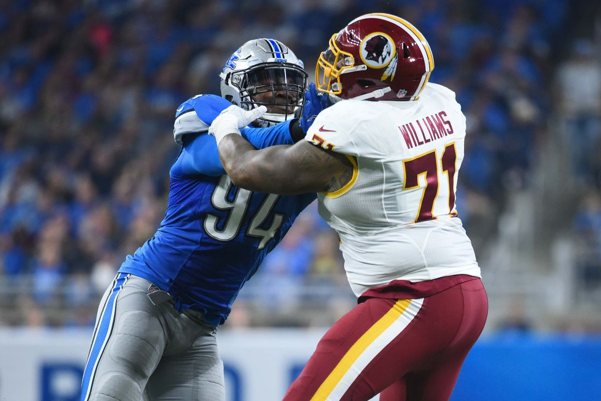 Ziggy Ansah is the Lions only pass rushing hope SBNation