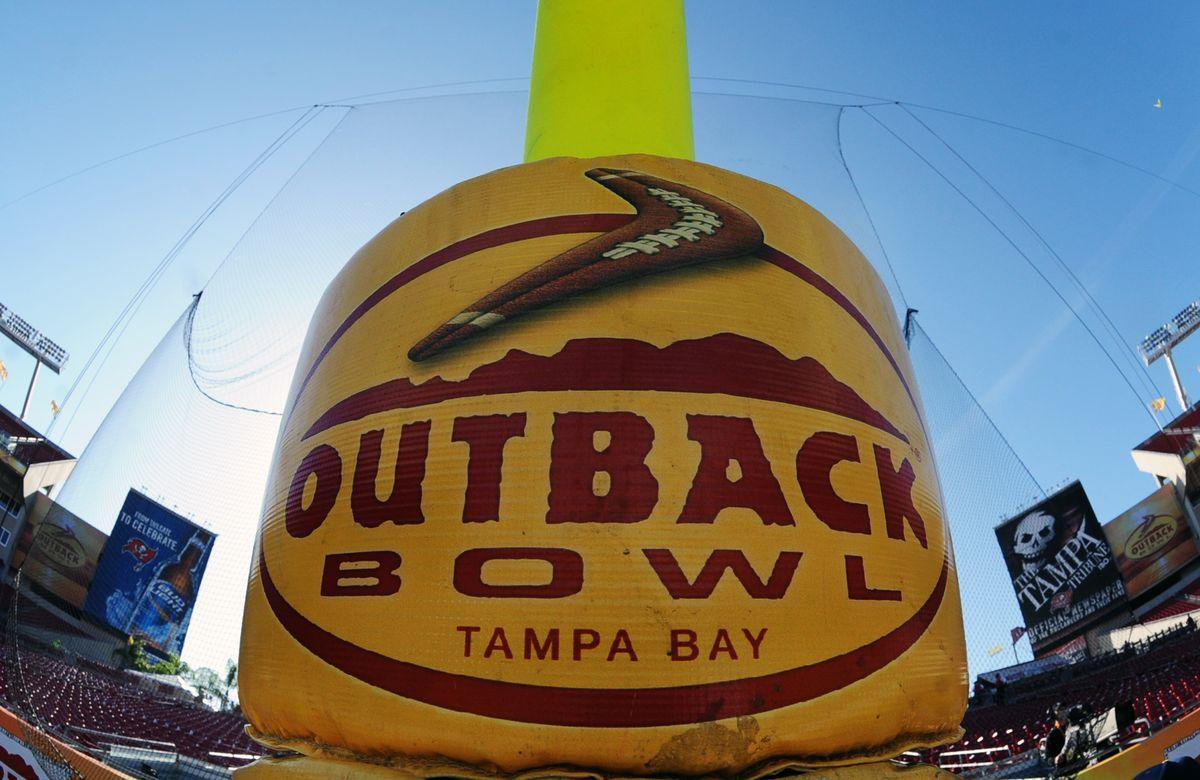 Outback Bowl - South Carolina v Michigan