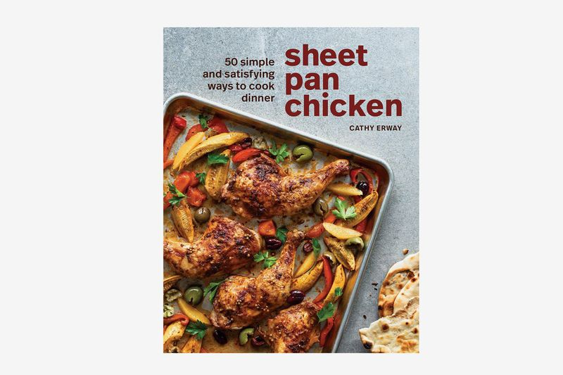 The cover of Sheet Pan Chicken