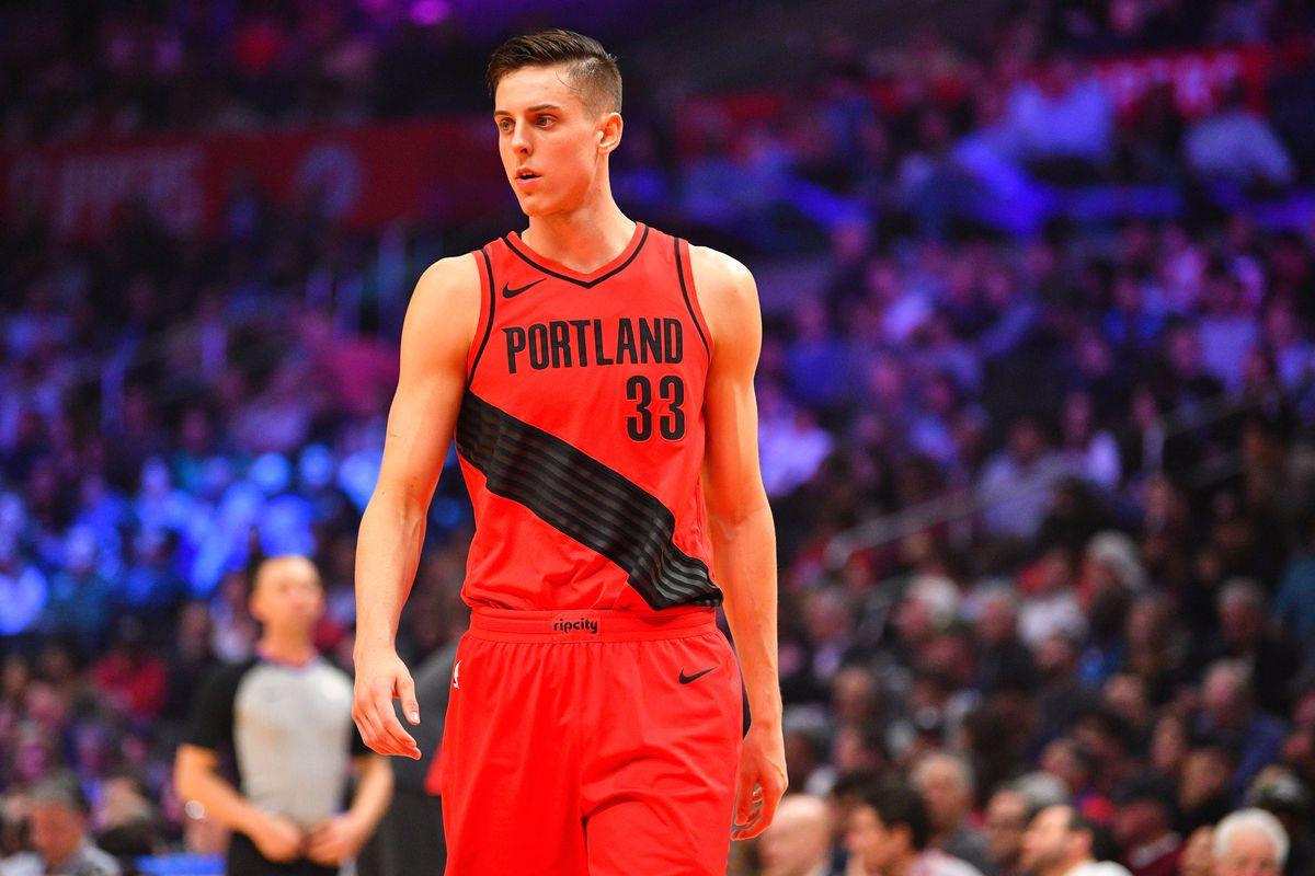 NBA: JAN 30 Trail Blazers at Clippers
