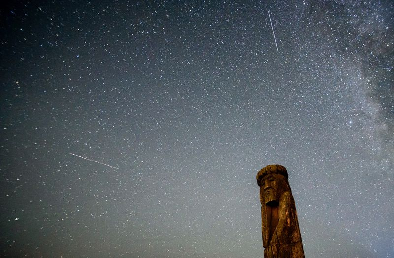 GettyImages-484106434 The Perseid meteor shower peaks this weekend. Here's how to catch the spectacular show.