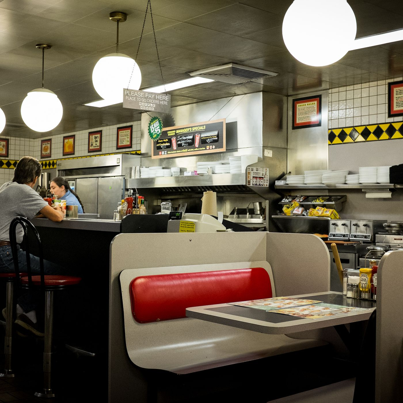 Everything You Need To Know About Waffle House Eater