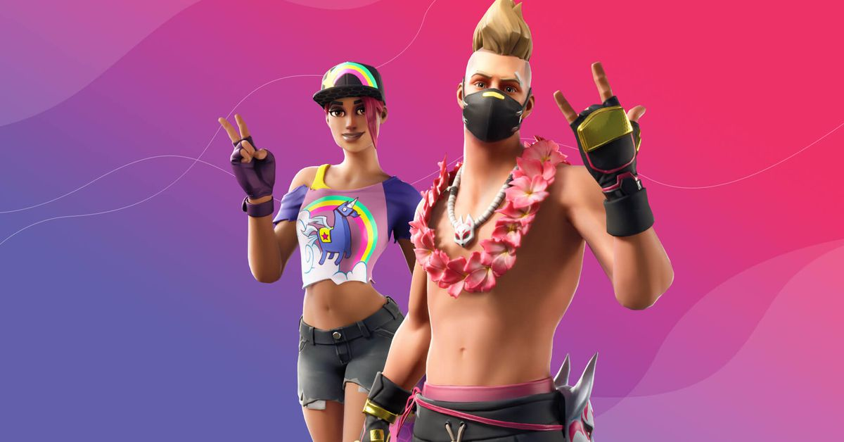 Fortnite's Summer Splash event features Jeffrey Lebowski in body armor thumbnail