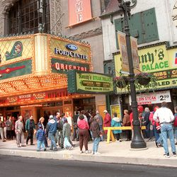The Oriental Theatre Ford Center for the Performing Arts in 1998. | Richard A. Chapman/Sun-Times