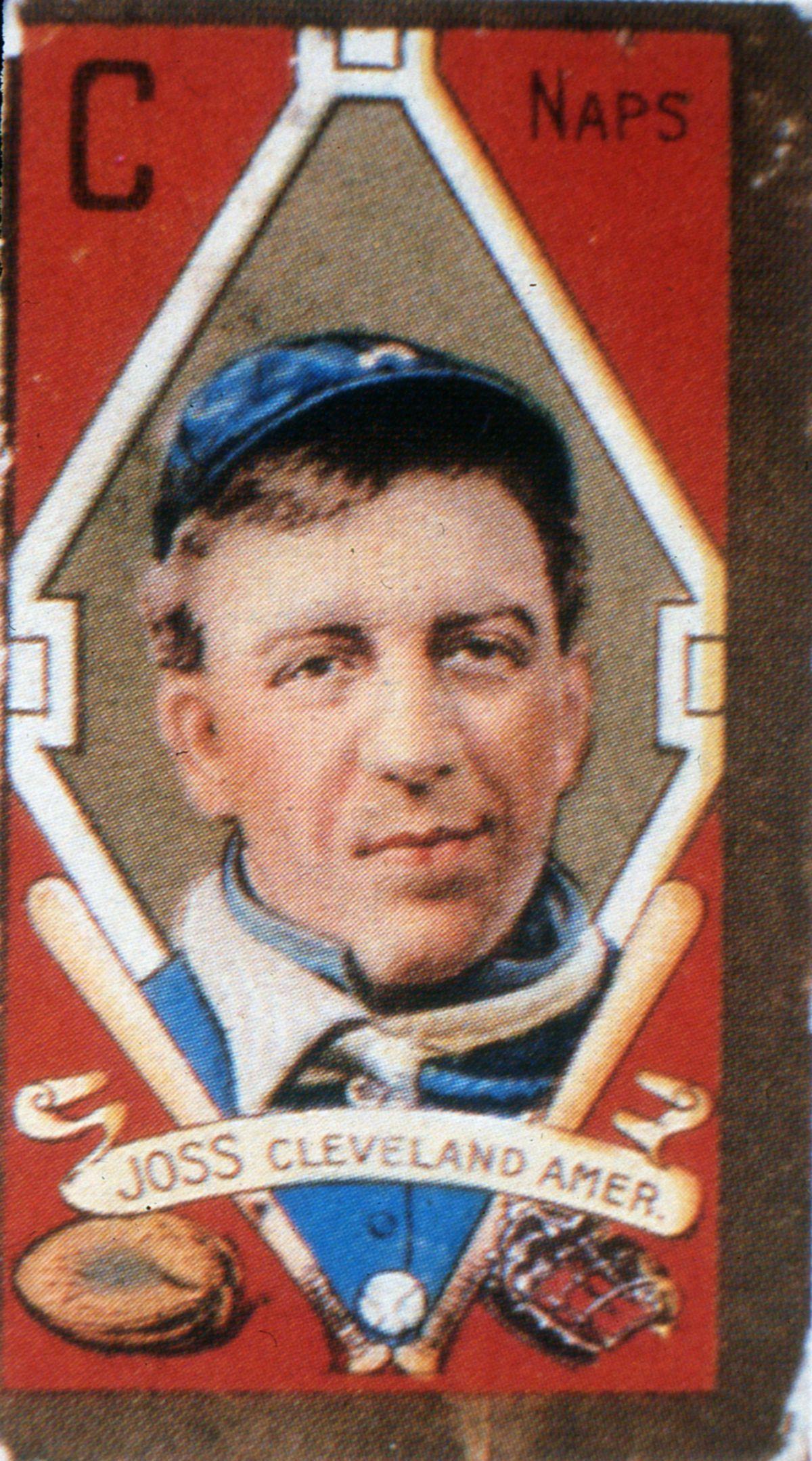 Addie Joss Baseball Card