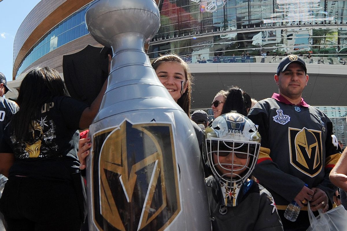e890958ab What the Vegas Golden Knights could mean for MLB expansion Montreal ...
