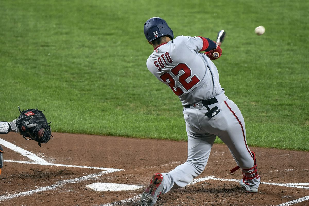 MLB: AUG 14 Nationals at Orioles