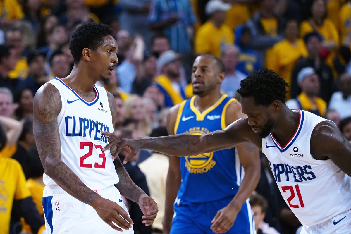 990eba5b5b2 Clippers Receive Praise From Around NBA After Shocking Game 5 Win Over  Warriors