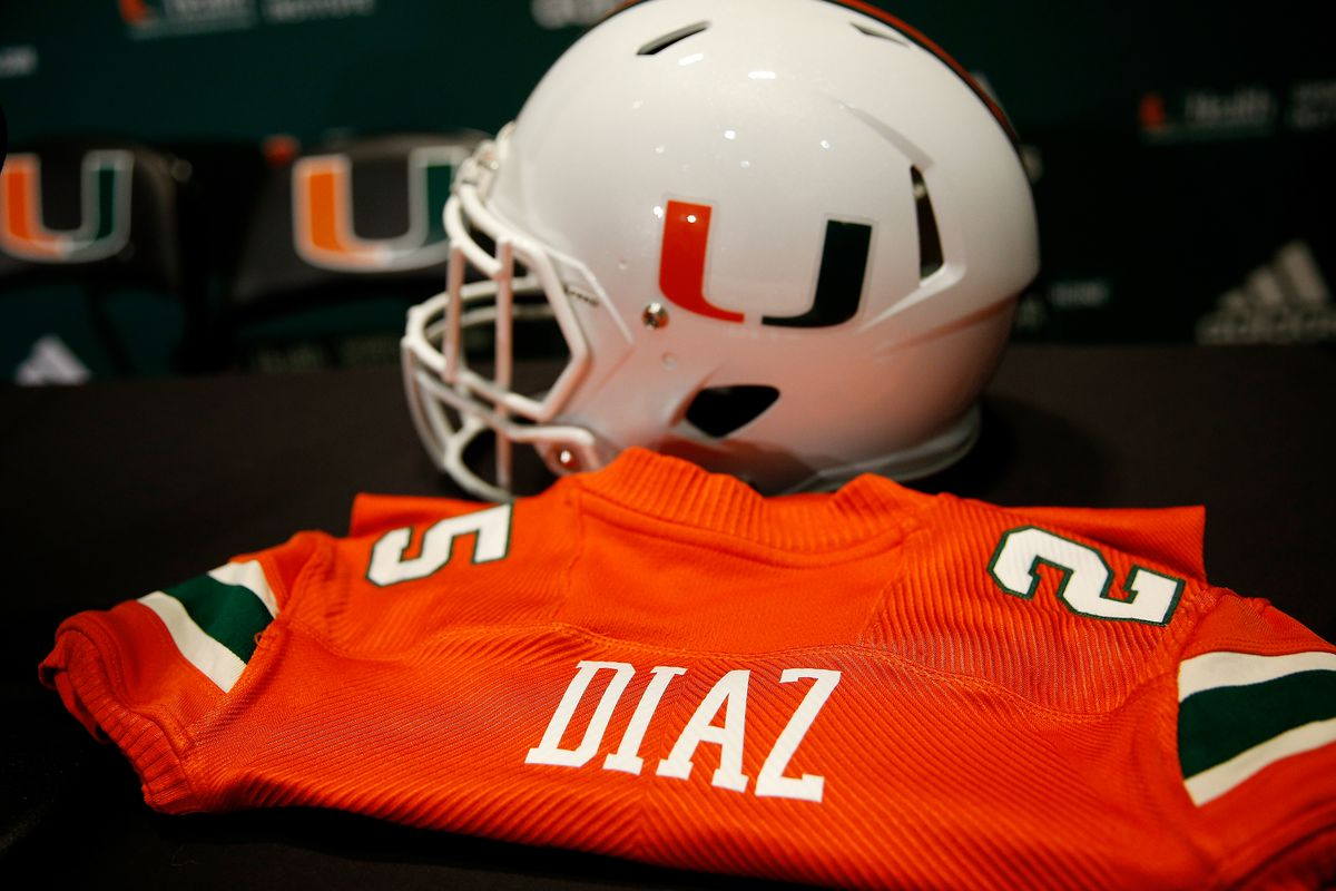 Manny Diaz and the Miami Hurricanes must earn 'The New Miami' title