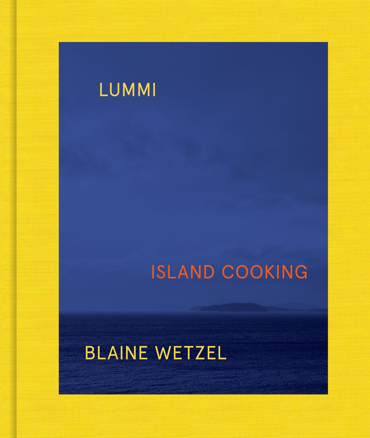 Book cover for Lummi; Island Cooking