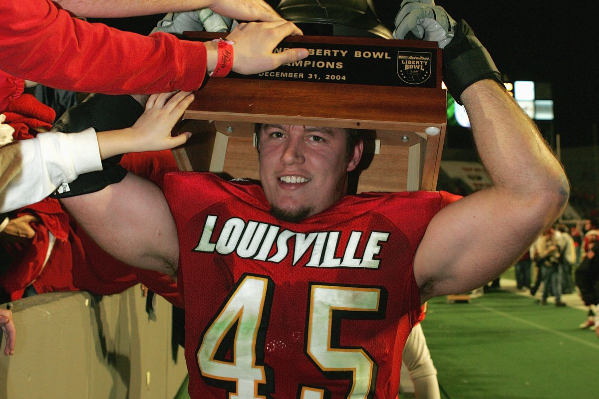 Boise State Broncos v Louisville Cardinals