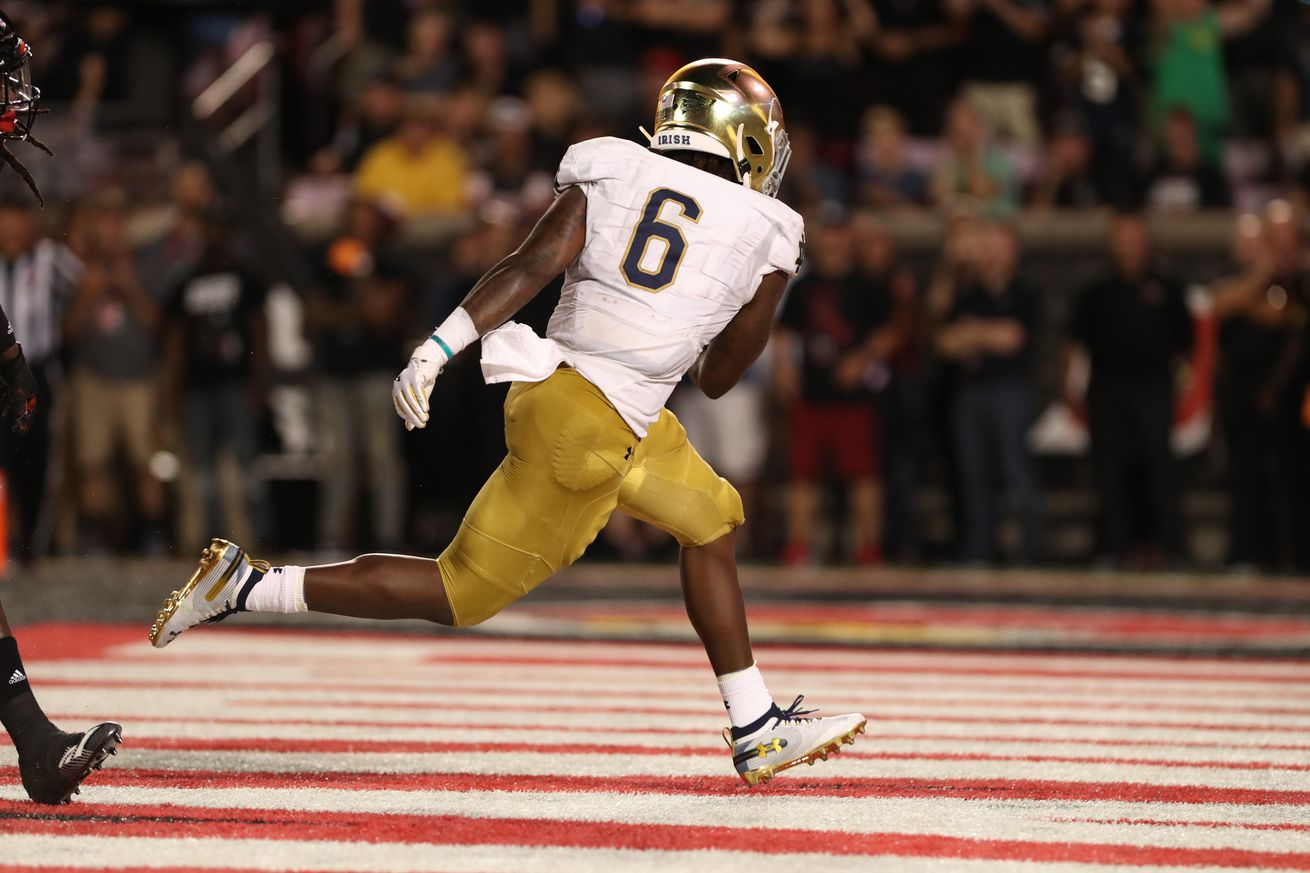 OFD Podcast: Notre Dame has much more to prove after win over Louisville