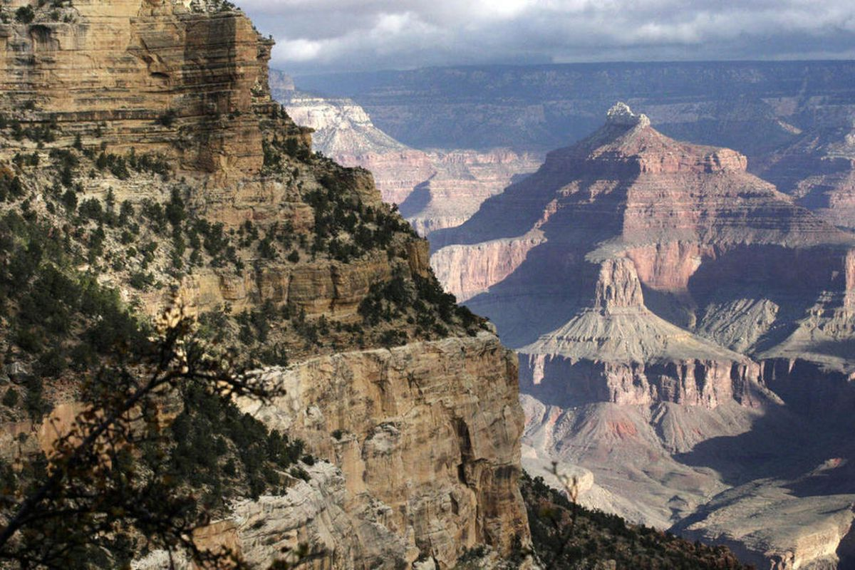 The Center for Western Priorities is pushing the creation of new national monuments in Utah and Arizona. In a new report, they highlight a history of what they say is the unproven angst over creation of places like Grand Canyon National Park.