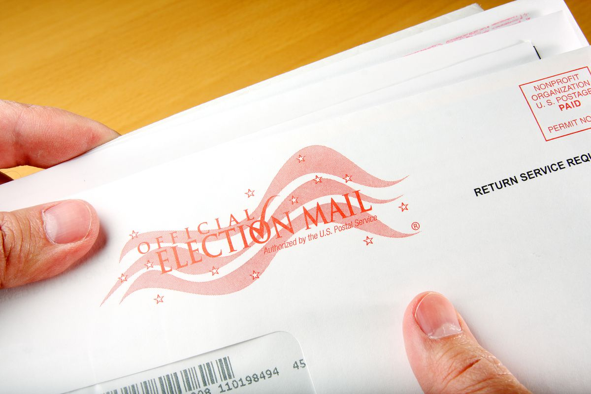 vote by mail the voting reform that is very slowly sweeping the