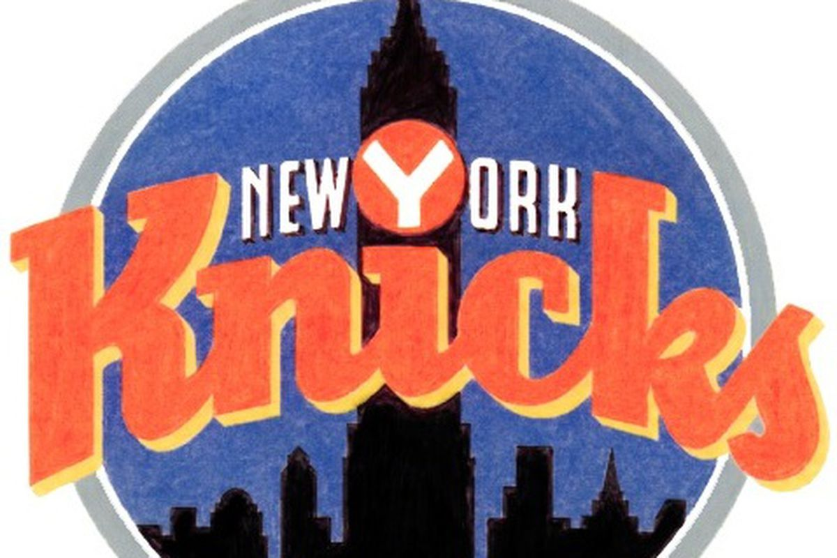 size 40 6f6ab c3a10 This is what the Knicks logo looked like in 1992. Little has changed,  y all. They added a little
