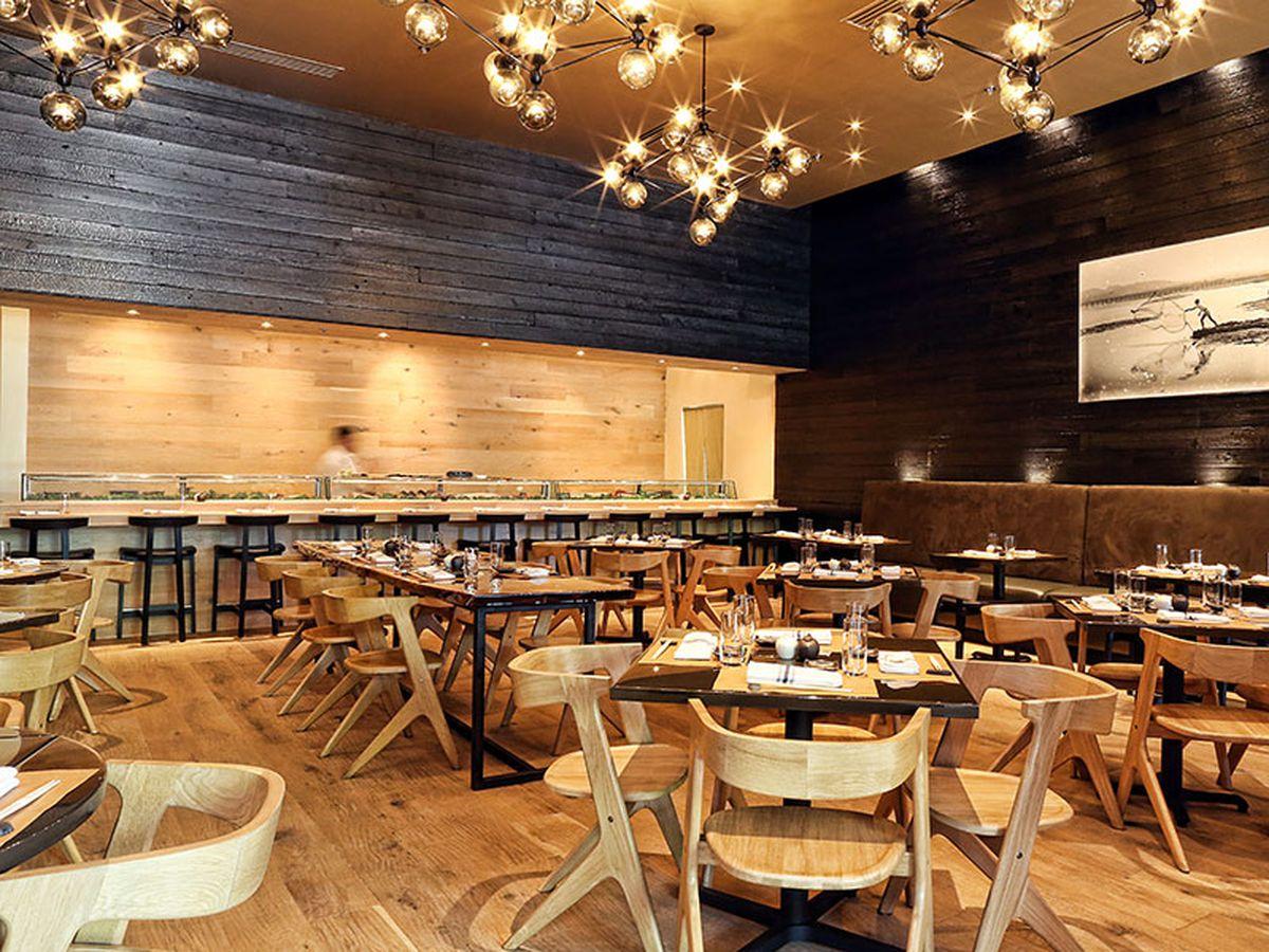 The Essential Atlanta Sushi Restaurants