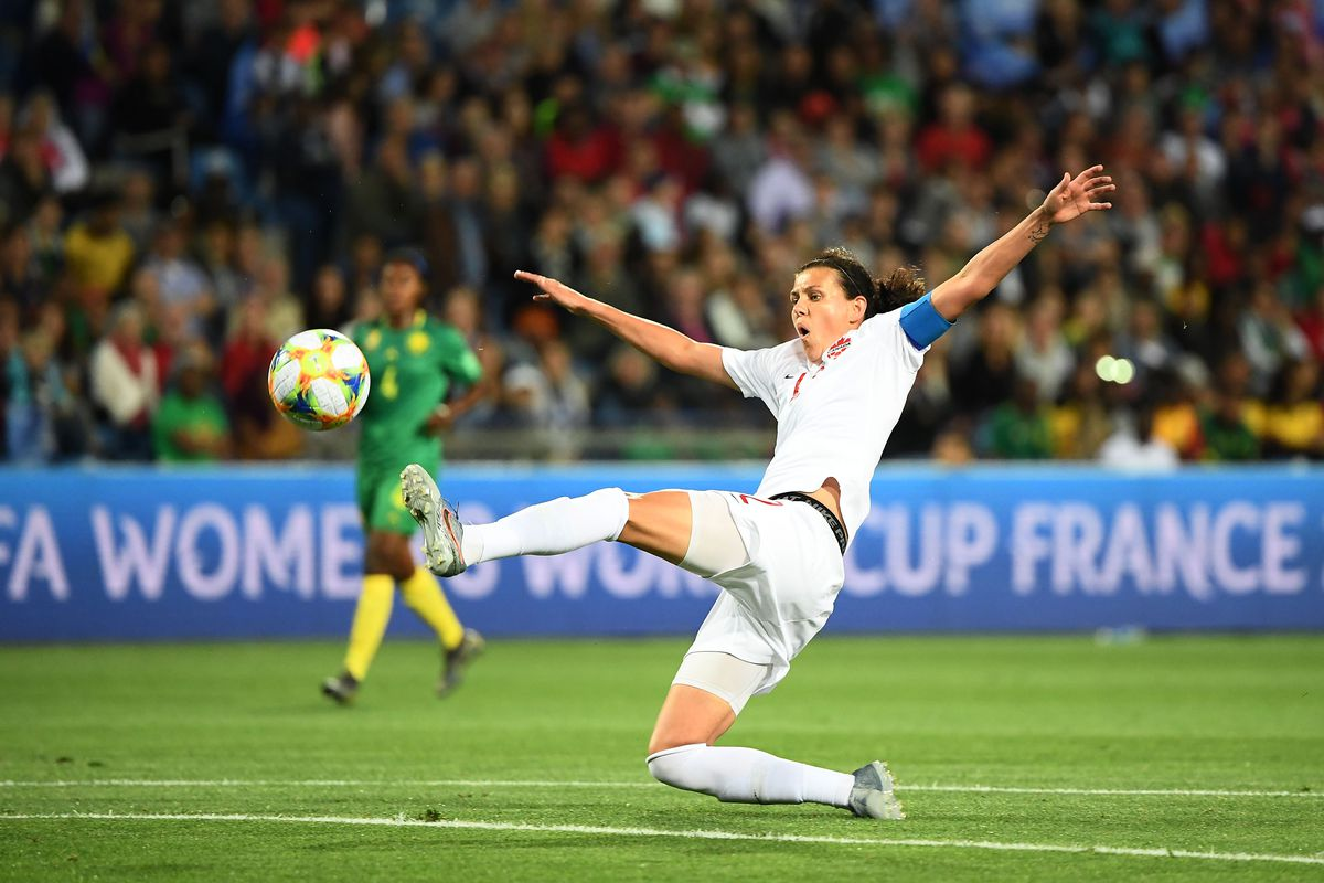 Soccer: Womens World Cup-Cameroon at Canada