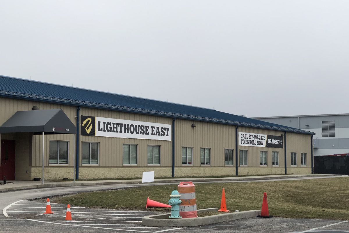 Indianapolis Lighthouse East, a far east side charter school that includes grades 7-12, will close in June, its board decided.