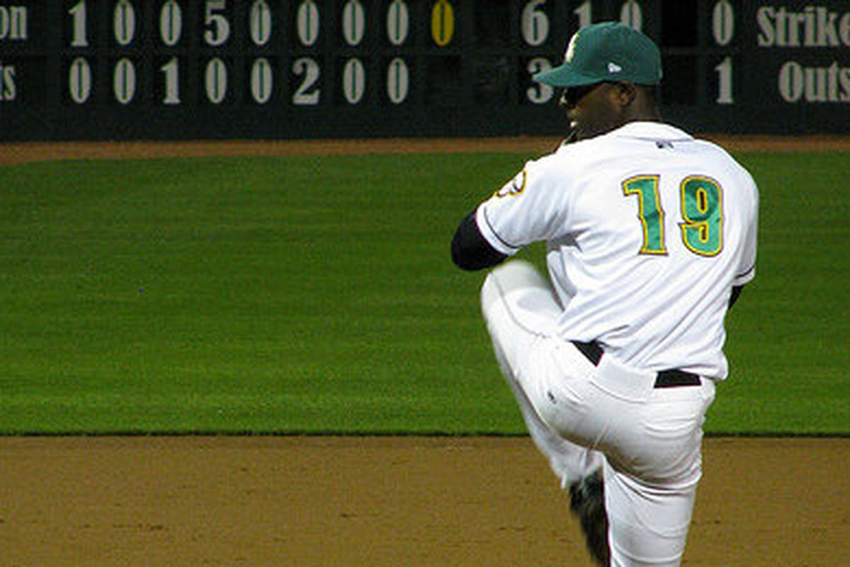 Jason Burch pitching for the New Hampshire Fisher Cats in 2008.