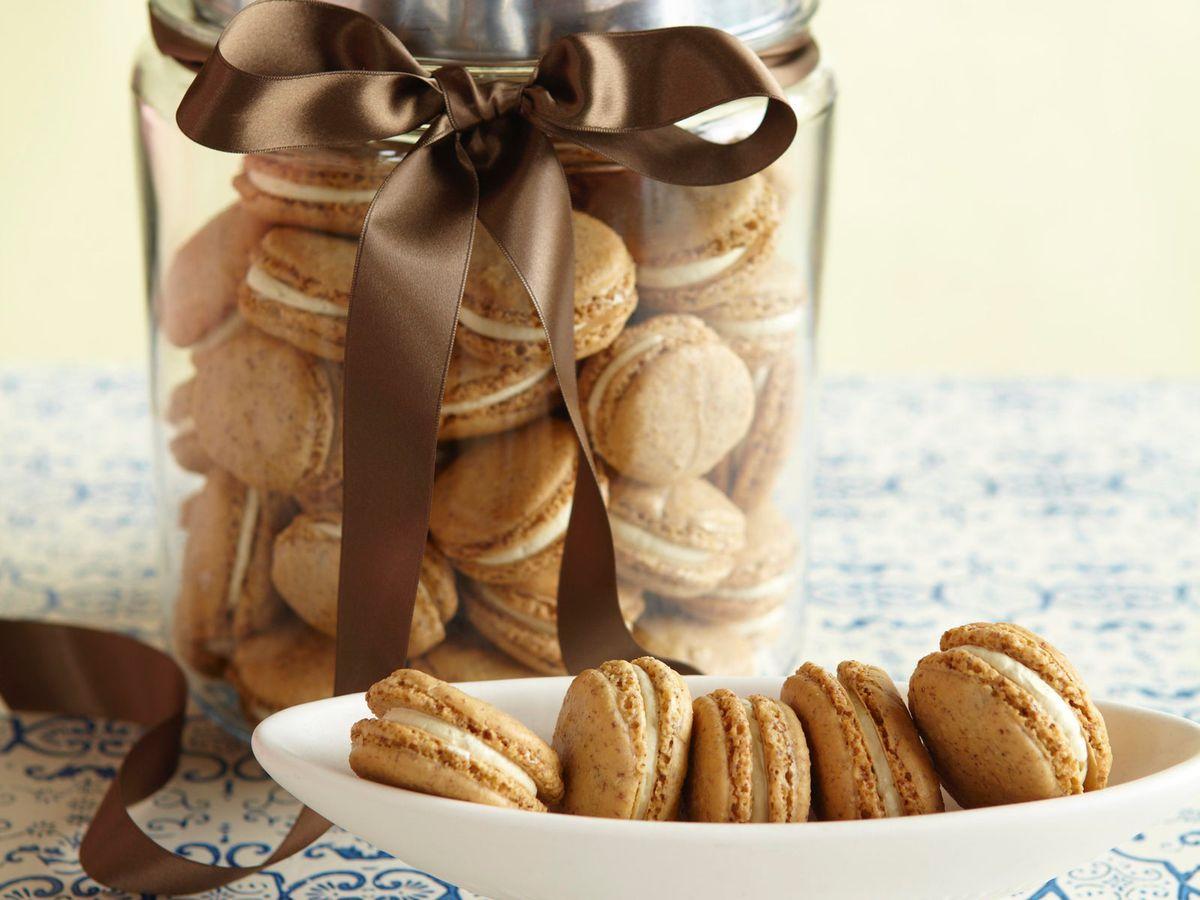 Macarons at Miette