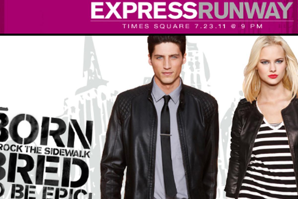 """Image via <a href=""""http://www.express.com"""">Express</a>"""