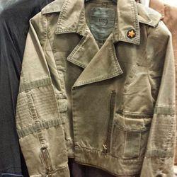 Military Jacket, $280