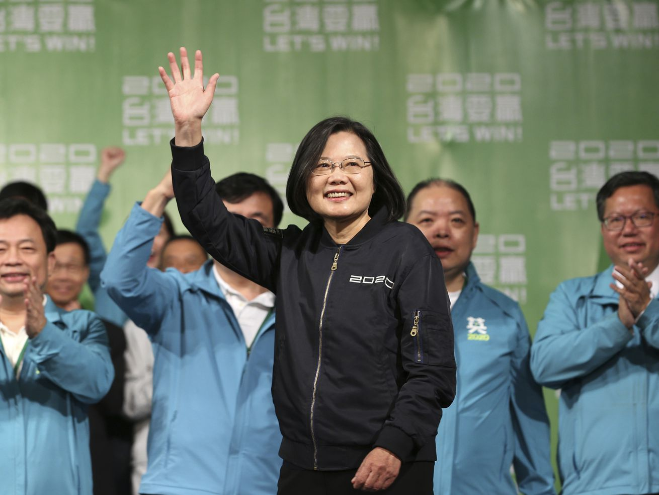 Taiwan reconfirms equality as well as democracy