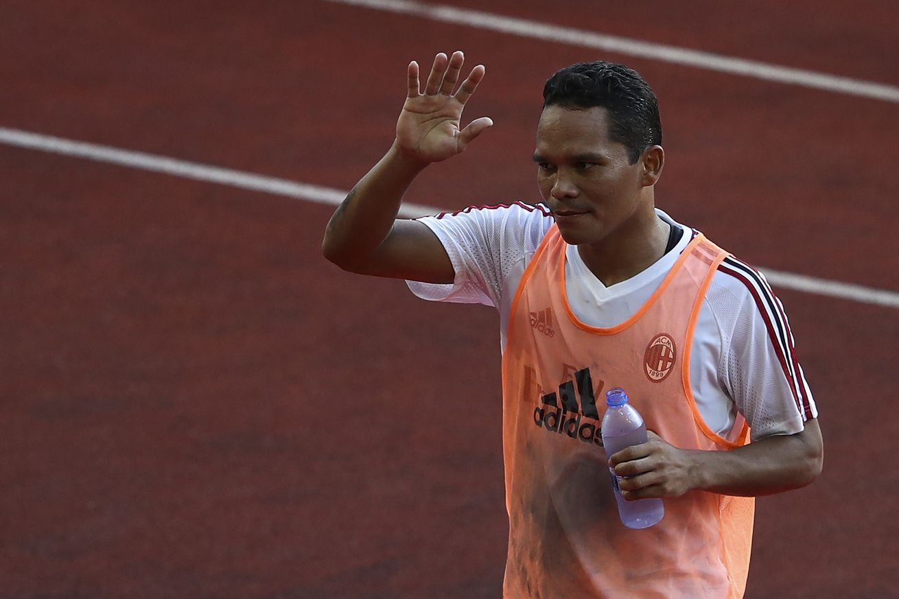 Rossoneri Round-up for 8 August: AC Milan waiting on Villarreal for Carlos Bacca transfer