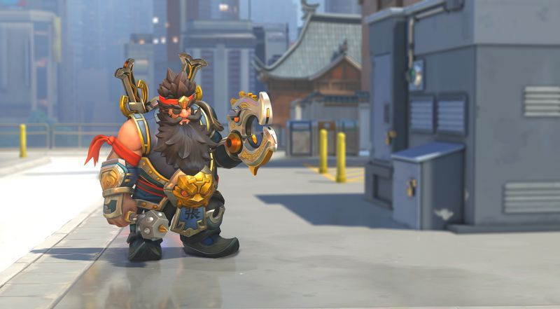 The historic previous late the 2019 Overwatch Lunar New Yr skins