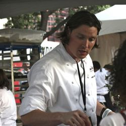 Jason Dady, of the Lodge, Tre Trattoria, and others in San Antonio