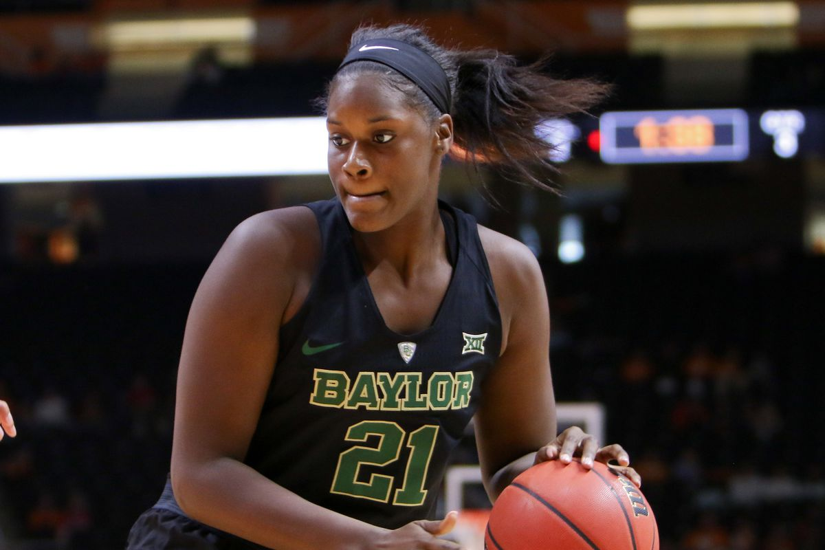NCAA Womens Basketball: Baylor at Tennessee