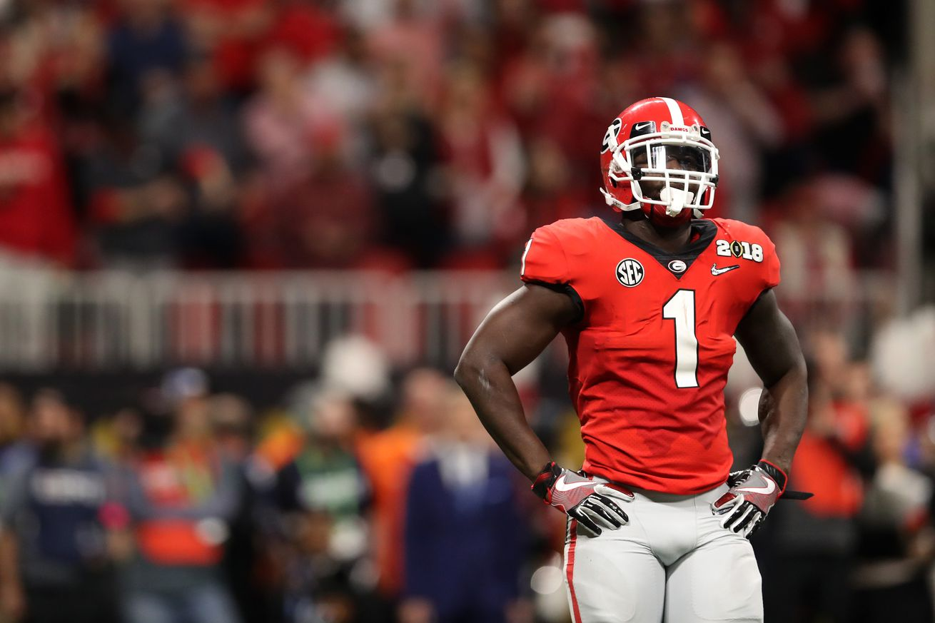 2018 NFL Draft profile: Sony Michel brings speed, quickness and versatility to the Lions