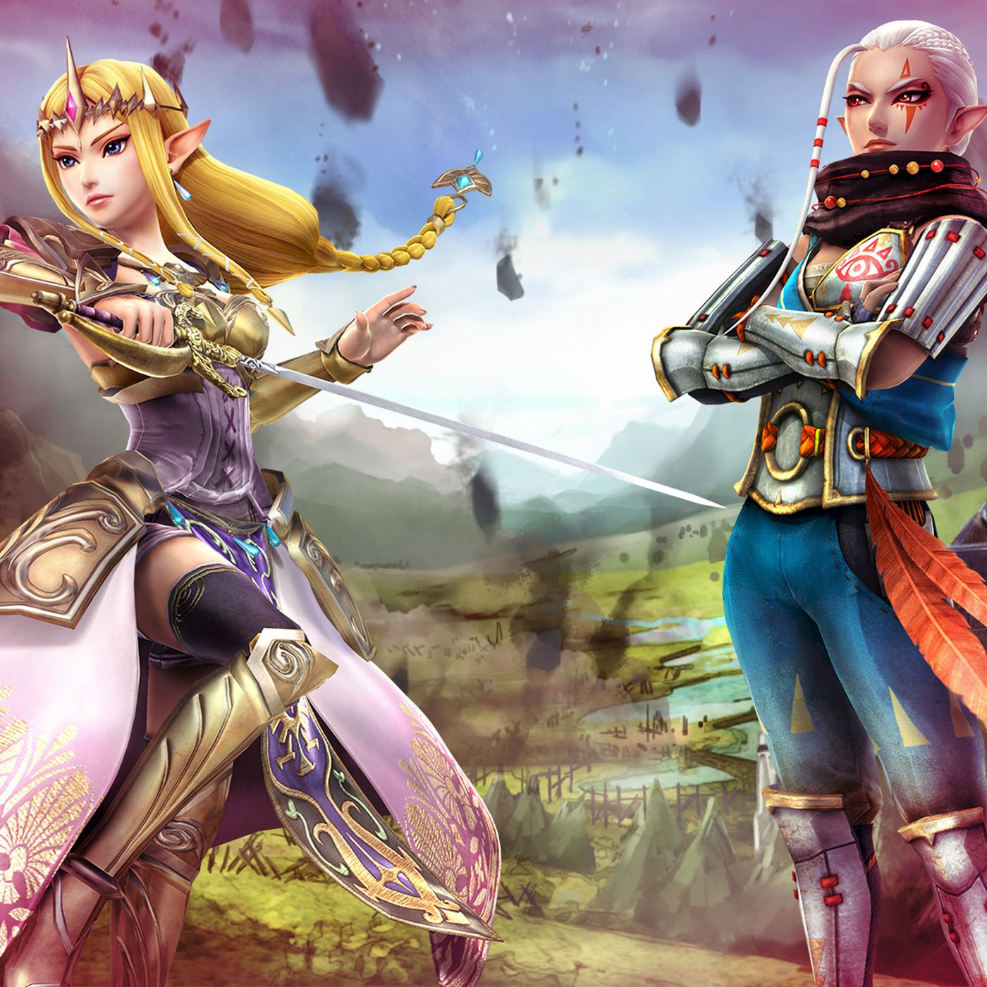Hyrule Warriors Review Old Tricks Polygon