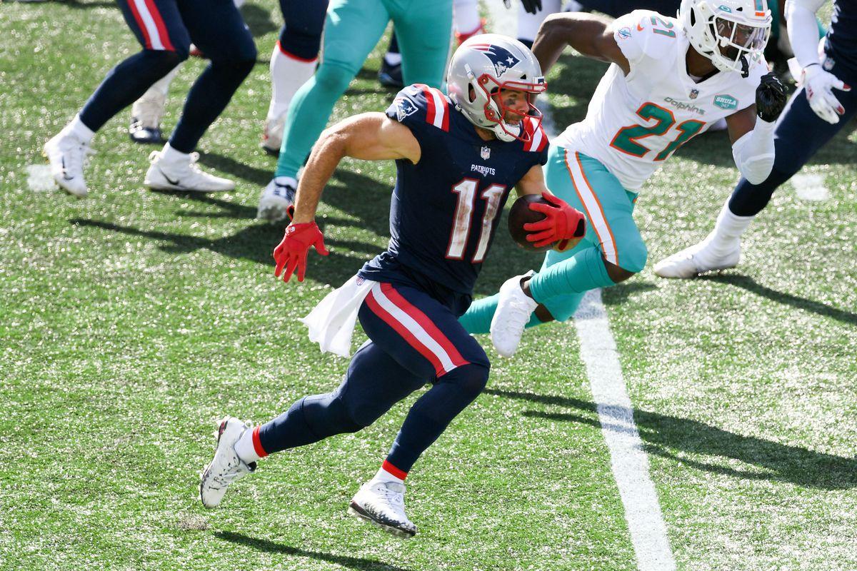 Julian Edelman N Keal Harry Injury Updates How To Handle Patriots Wrs Vs Seahawks In Week 2 Draftkings Nation
