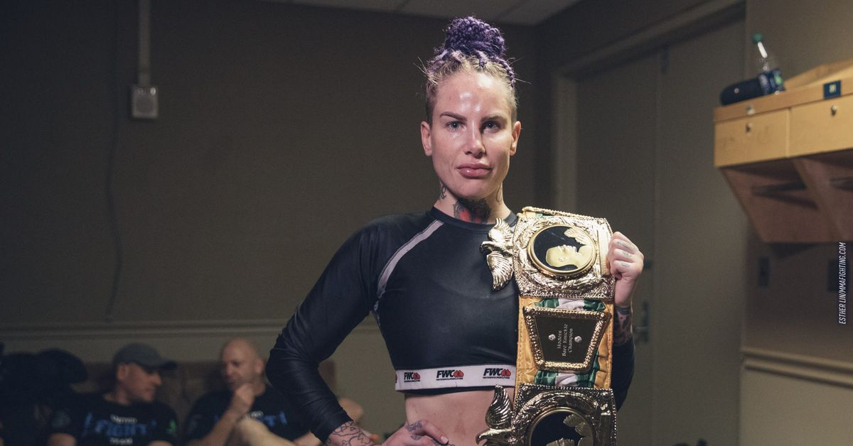 Bec Rawlings signs new deal to return to BKFC, next fight expected in October