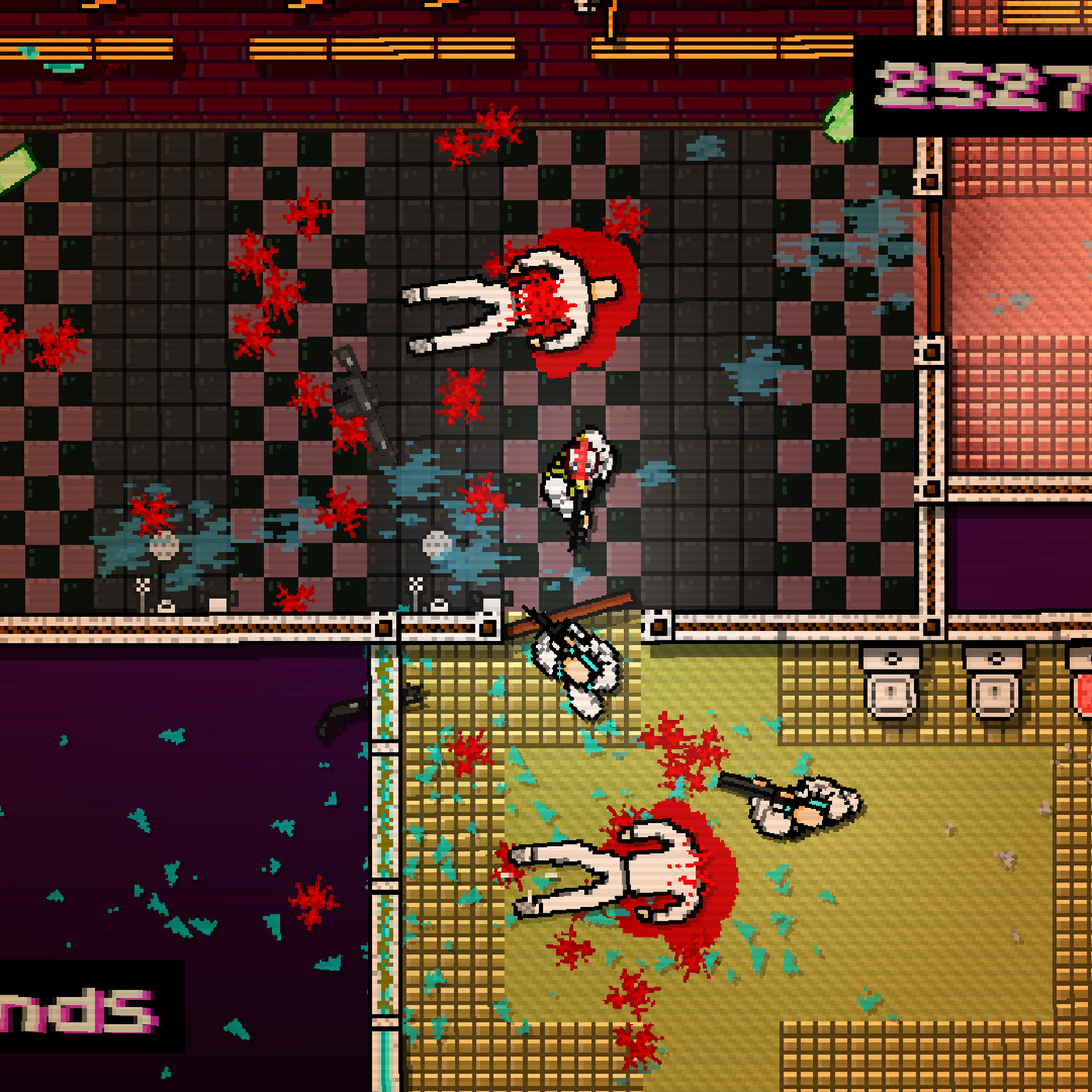Hotline Miami soundtrack available on Steam, Hotline Miami