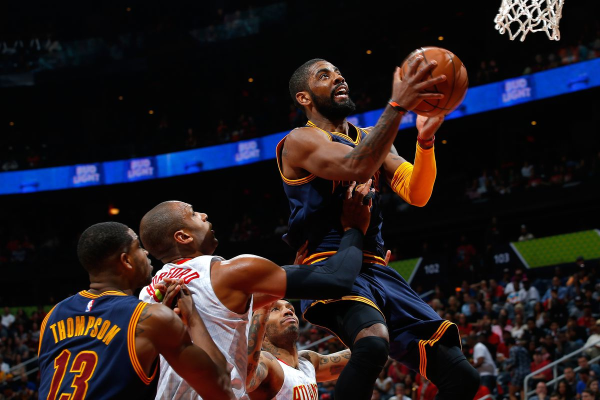 Facebook Live Chat: talking Heat-Raptors, Kyrie Irving and more
