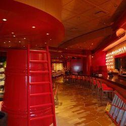 A look at the Mizumi bar space.