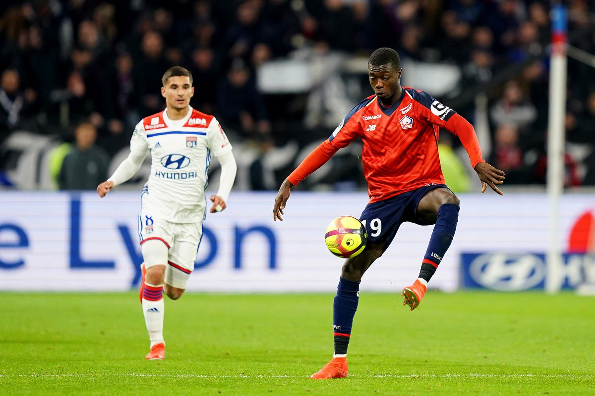 Olympique Lyonnais v LOSC Lille - Ligue 1